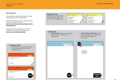 ucl visual identity by college issuu