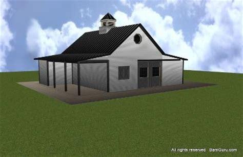 barns designs darmin diy pole barn plans free