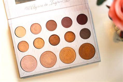 Bh Cosmetics Studio Carli Bybel Eyeshadow Highlighter Palette bh cosmetics carli bybel 14 color eyeshadow highlight palette review made up