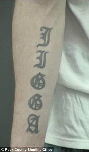 tattoo shops janesville wi update wi joseph jakubowski apprehended popucrime