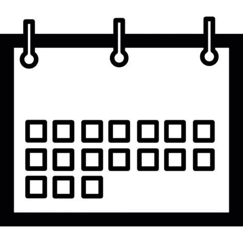 Calendario Mes Mes Calendario Descargar Iconos Gratis