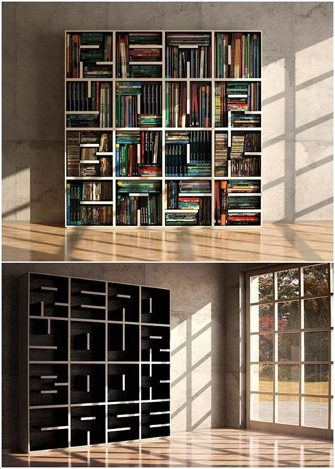 15 creative and awe inspiring bookshelf designs
