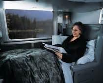 cabin for one via rail