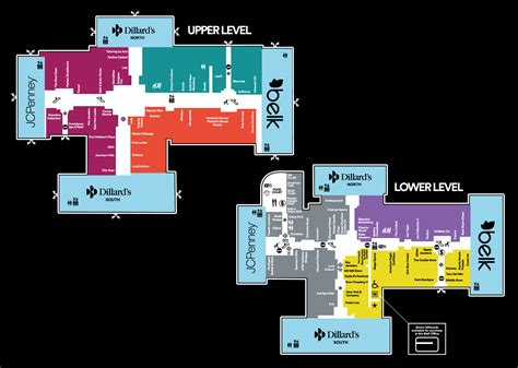 layout of meridian mall northpark mall map northpark mall shopping mall in