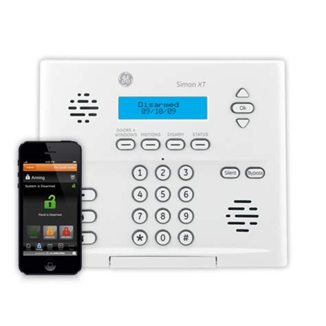simon xt custom wireless security system