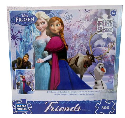 printable frozen jigsaw puzzle disney s frozen friends sisters forever jigsaw puzzle
