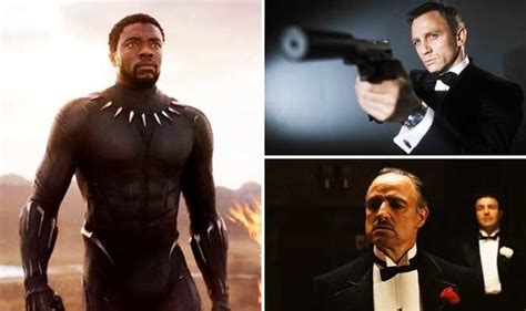 The Bond Of Black black panther it s bond crossed with the godfather