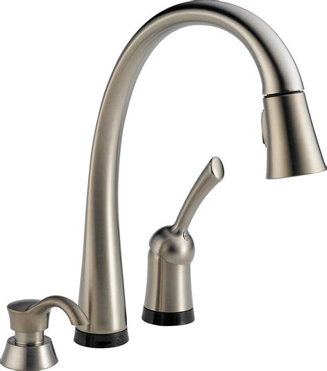 best touchless kitchen faucet ahcshome