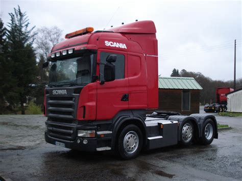 scania r 500 6x2 4 tractor unit from for sale at