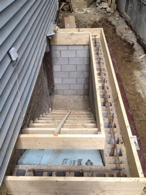 image result  precast concrete cellar steps basement