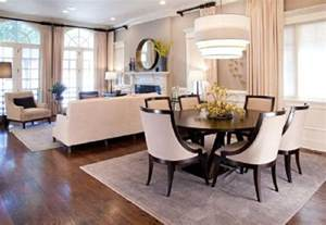 Living And Dining Room Design tricks to decorate your living room and dining room combo