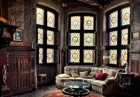gothic style home decor eye for design decorating in the gothic revival style