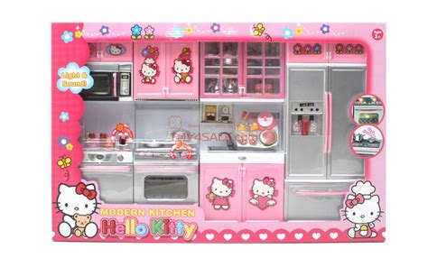 hello kitty kitchen set hello kitty cooking play