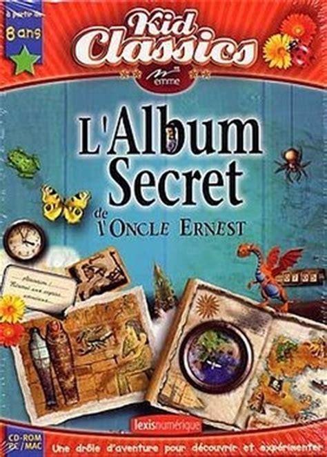 jeux de l 馗ole de cuisine de l album secret de l oncle ernest sur pc jeuxvideo com