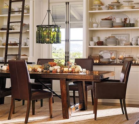 Tall Kitchen Island Table by Pottery Barn