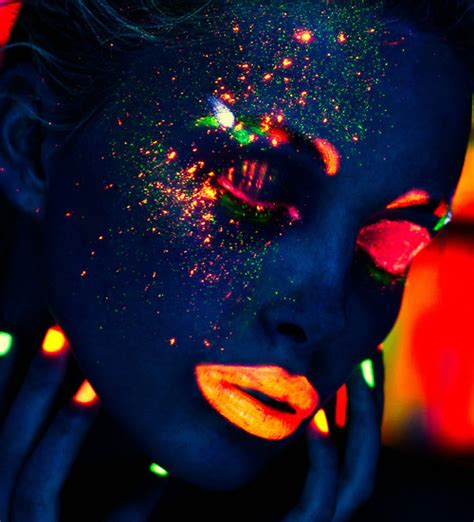 glow in the paint no blacklight neon paint via image 1059024 by nastty on