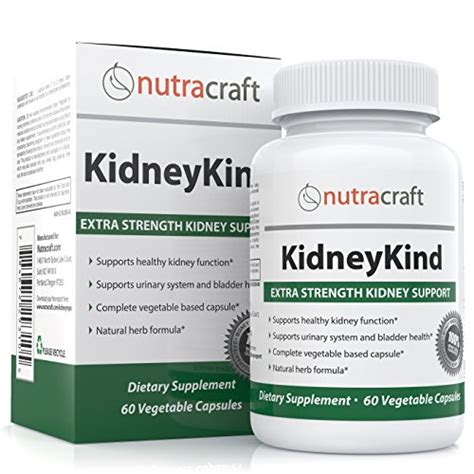Detoxication Suppliment by 1 Kidney Support And Detox Supplement Kidney