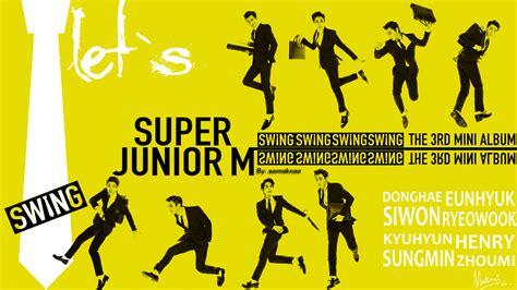 swing super junior m lyrics super junior m sky high