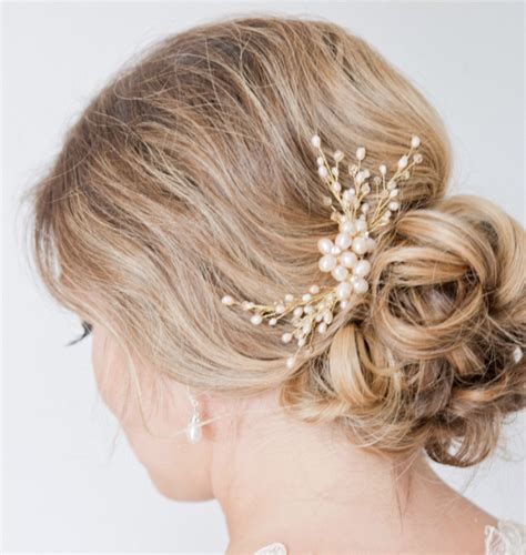 Wedding Hair Accessories Like by Amazing Wedding Hairstyles Modwedding