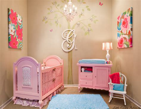pink baby nursery friday find hope pink crib for baby girl simplified bee
