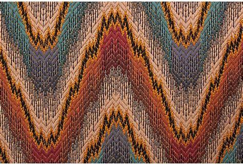 flame stitch upholstery fabric flame stitch fabric 1 3 yds on onekingslane com iris