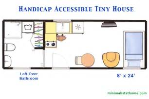 House Plan Design Books Pdf Building A Handicap Accessible Tiny House Minimalist At Home
