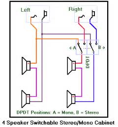 4x12 speaker wiring diagram get free image about wiring diagram