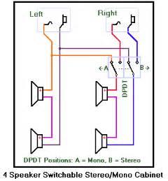 4x12 speaker wiring diagram get free image about wiring diagram