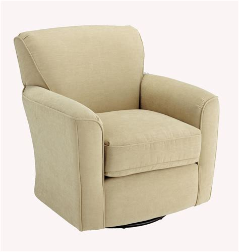 Best Home Furnishings Chairs Swivel Barrel Kaylee Swivel Barrel Chairs That Swivel