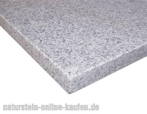 terrassenplatten 3 cm stark terrassenplatten granit hellgrau naturstein kaufen de
