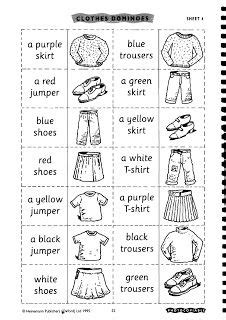 design clothes lessons here are some fun ideas for teaching vocabulary for