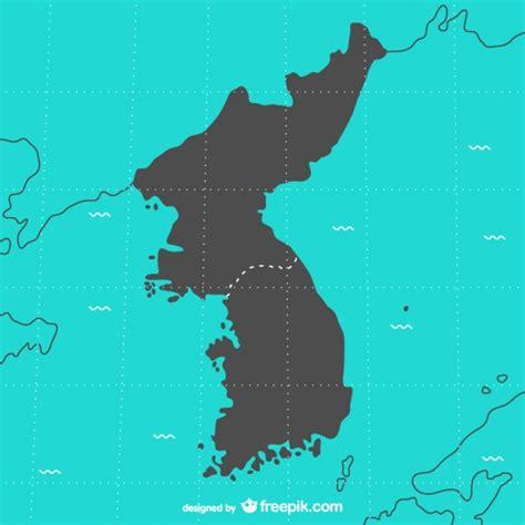 korean pattern vector free korea map vector vector free download