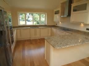 White Kitchen Cabinets With Marble Countertops - cheshire granite worktops kitchen worktop supplier in knutsford uk