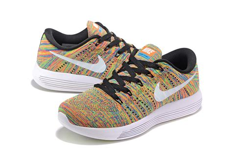 multi colored nike shoes most popular nike lunarepic low flyknit multi color 843764