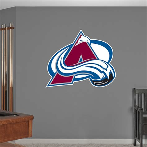 Colorado Avalanche Giveaways - shop colorado avalanche wall decals graphics fathead nhl
