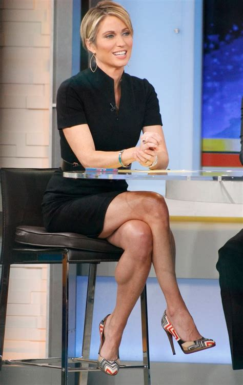 amy robach takes over as news anchor for josh elliott on amy robach beauty muscle