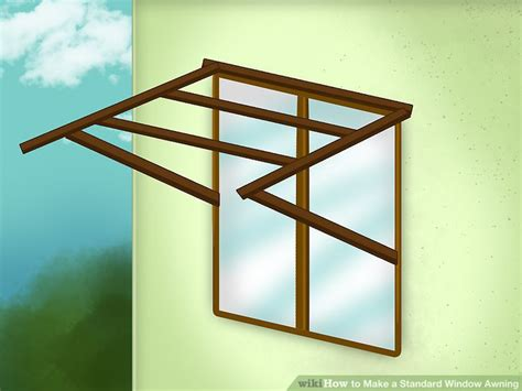 how to build a window awning how to build a window awning 28 images make a standard