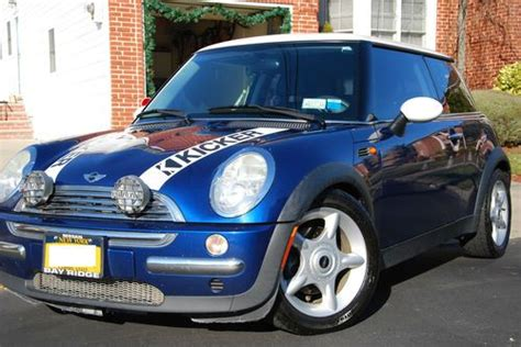 auto air conditioning repair 2003 mini cooper security purchase used 2003 mini cooper base model in staten island new york united states