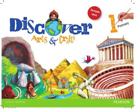 discover arts crafts 1 unit 3