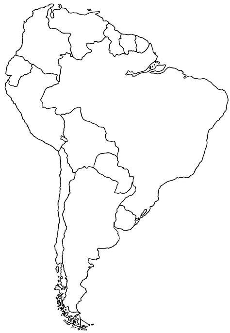 imagenes satelitales para colorear mapa de suramerica para colorear imagui