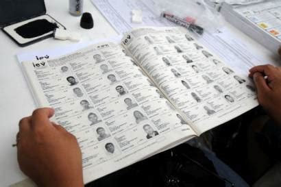 lista nominal de electores 2016 que es estoy en la copia ilegal del padr 243 n electoral est 225 publicado en amazon