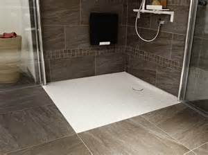 bette floor shower tray bettefloor side rectangular shower tray by bette design