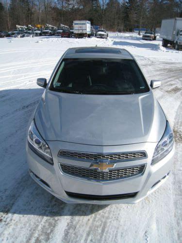 used 2013 chevy malibu ltz buy used 2013 chevy malibu ltz 2 5 liter sedan only 8 300