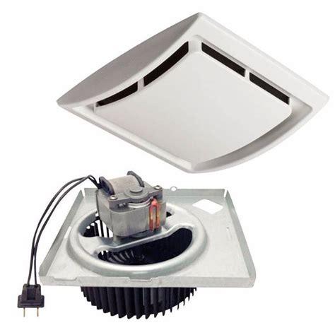 broan bathroom fan upgrade kit nutone broan qkn60 quickit 60 cfm 2 5 sones bath fan