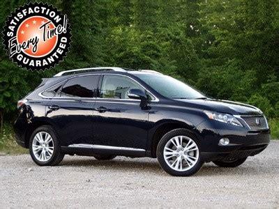lexus car leasing best lexus rx450h car leasing deals offered at time4leasing