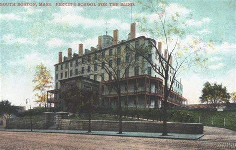 Perkins School For The Blind Boston perkins school for the blind boston massachusetts