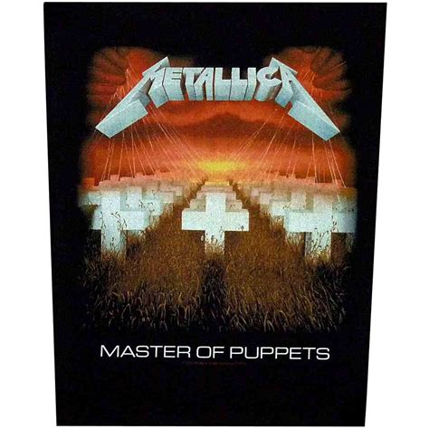 Metallica Master Of Puppets Wallpaper