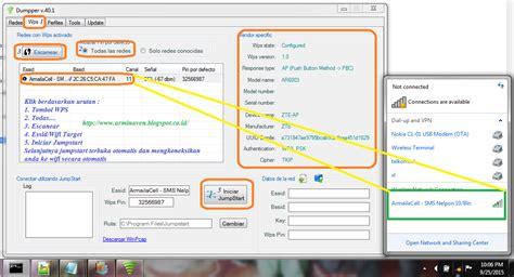 Wifi Lengkap cara hack wifi password windows 7 lengkap cepat dan mudah arminaven gayo