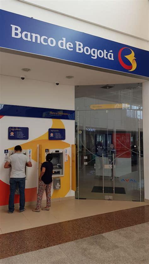 banco de bogota colombia banco de bogota centro comercial mayales plaza