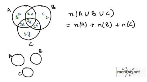 venn diagram formulas pdf venn diagram formula for 3 sets choice image how to